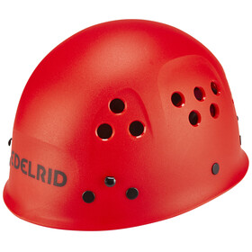 Edelrid Ultralight Helm rood